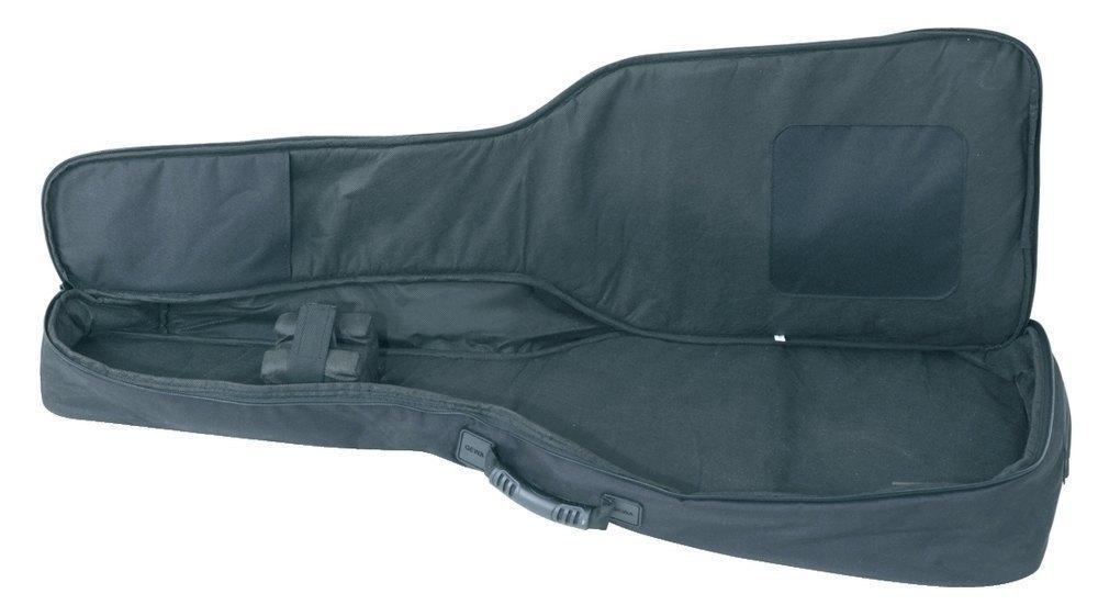 GEWA Konzertgitarren Tasche Economy 12 4/4 Schwarz
