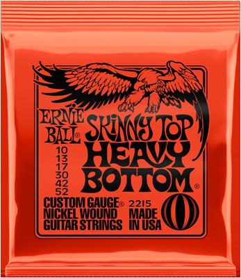 Ernie Ball Slinky Top Heavy Bottom 2215