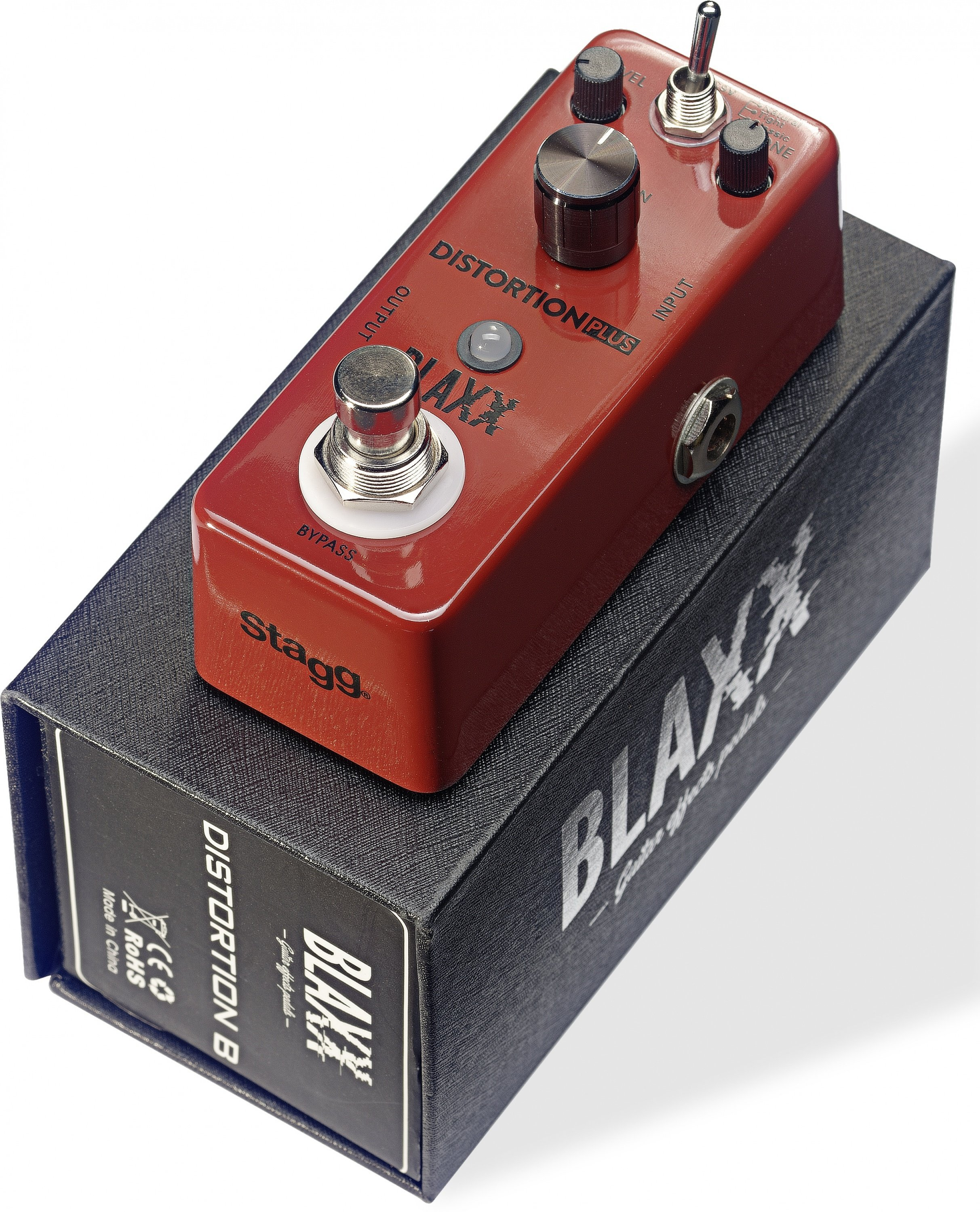 Blaxx Distortion Plus
