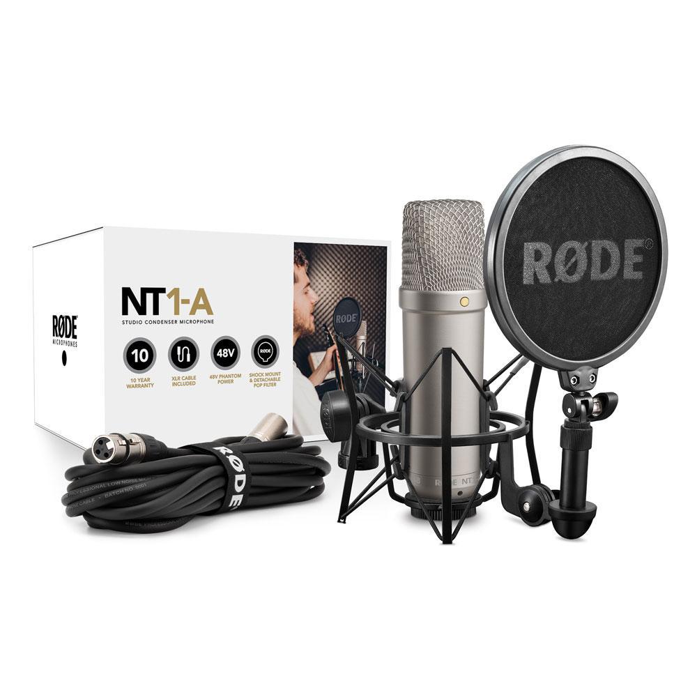 RØDE NT1-A Großmembran Mikrofon