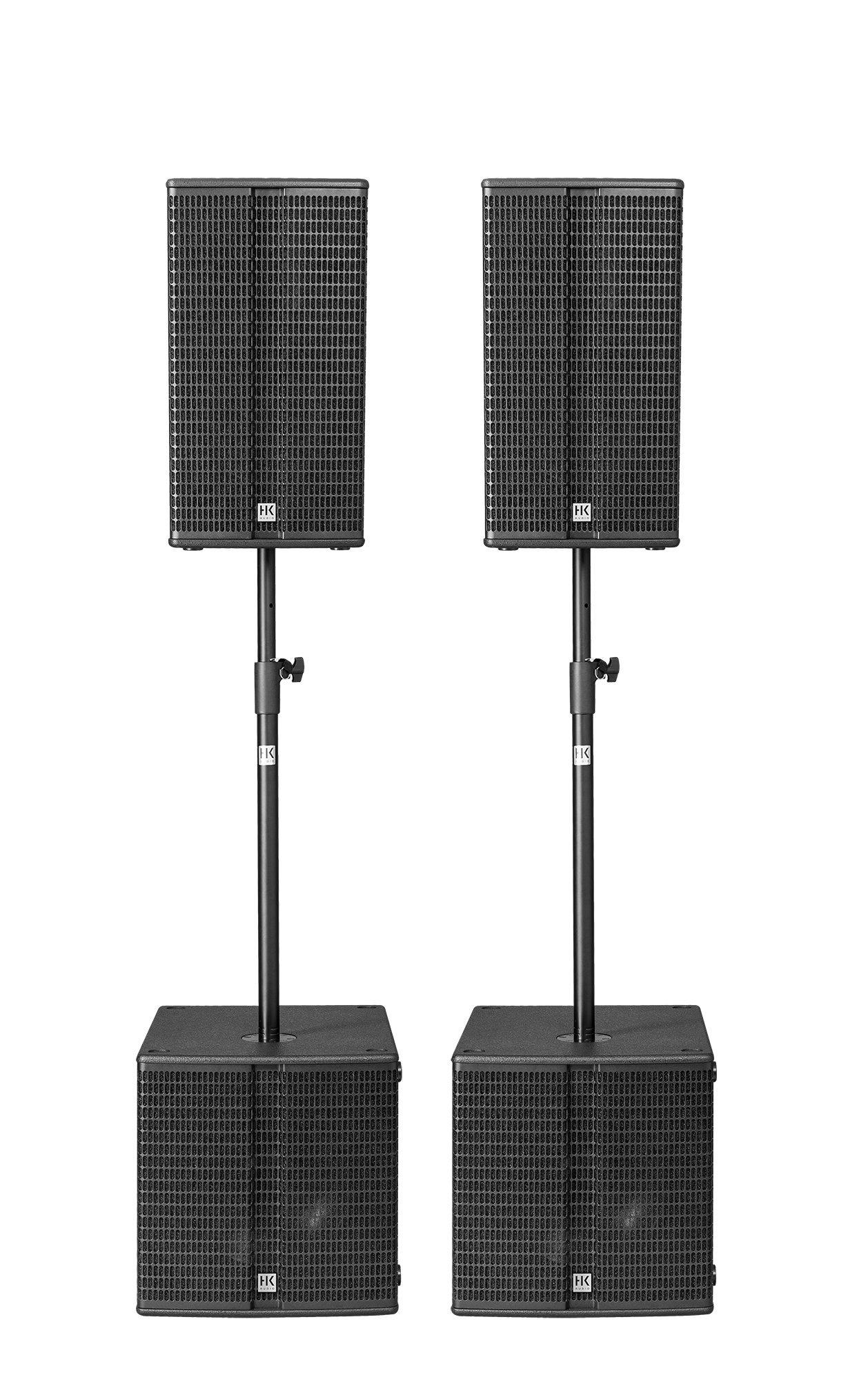 HK Audio L3 Compact Venue Pack