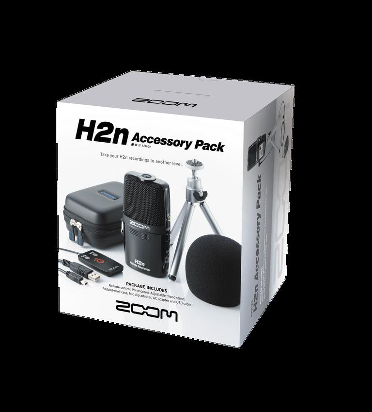Zoom H2n Zubehör Paket