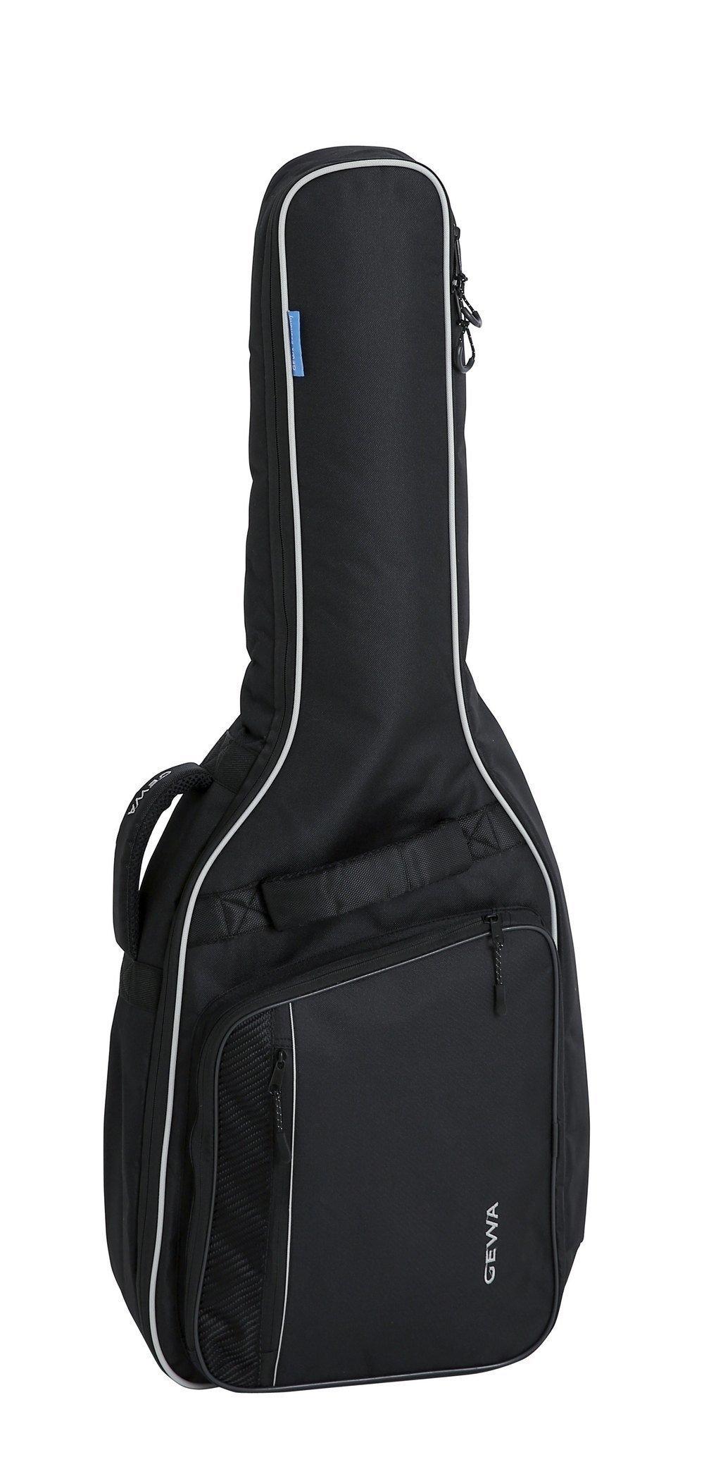 GEWA Konzertgitarren Tasche Economy 12 Schwarz  3/4-7/8