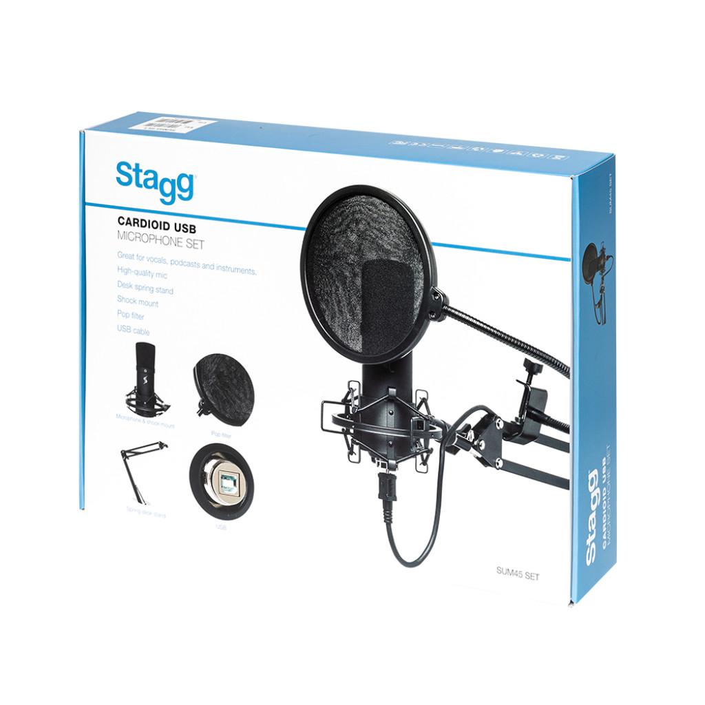 Stagg SUM45 Set
