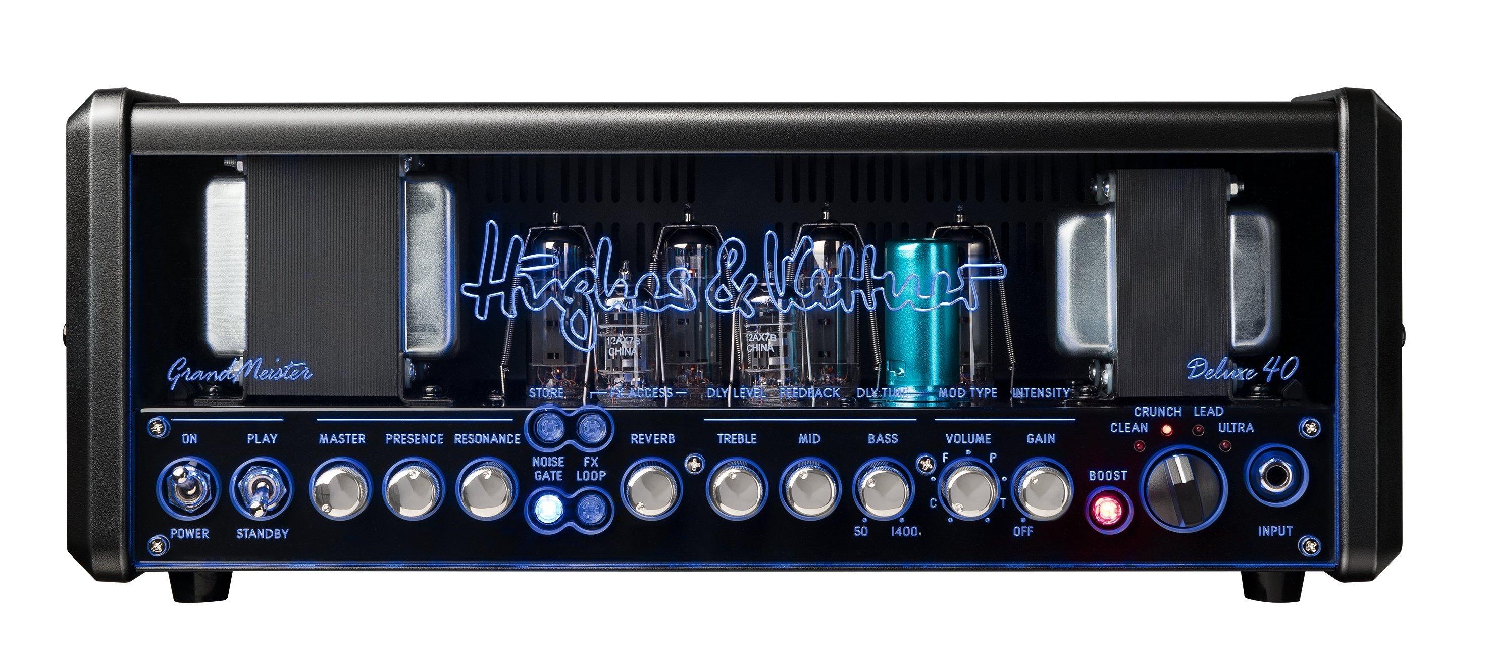 H&K GrandMeister Deluxe 40 mit Tasche