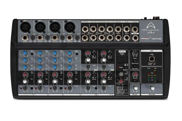 Wharfedale Pro Connect-1202FX Mischpult