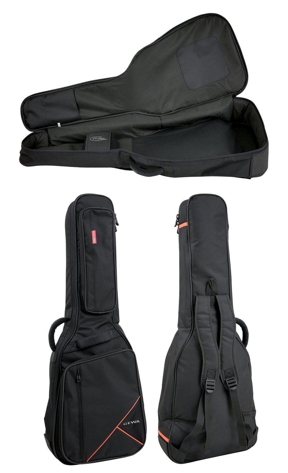 GEWA Westerngitarren Tasche Premium 20 Schwarz