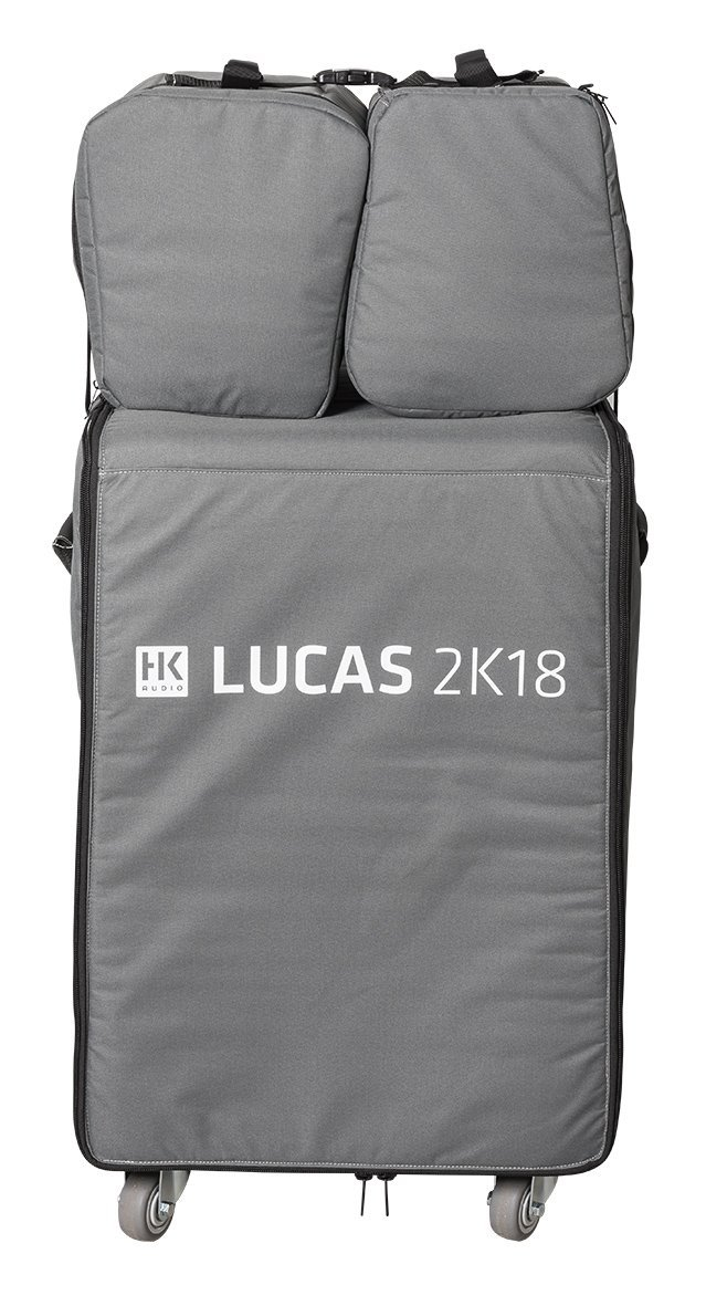 HK Audio Lucas 2K18 Promo Bundle