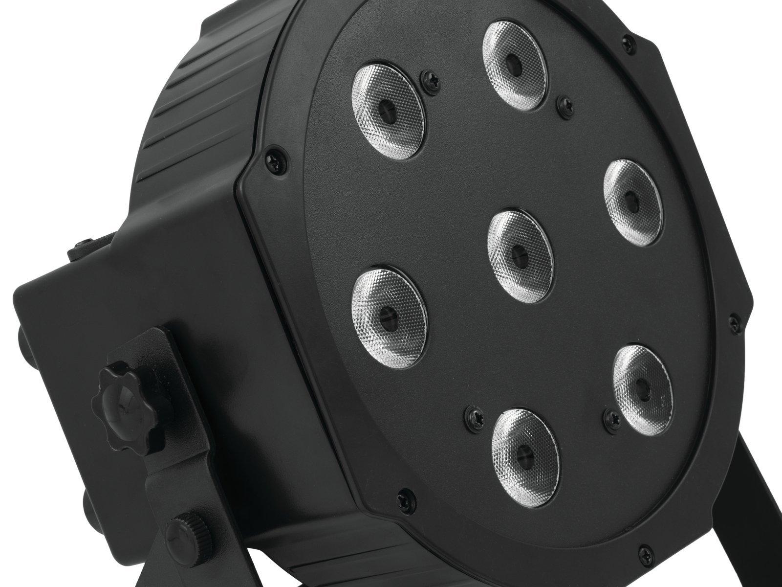 EUROLITE LED SLS-7 QCL 7x10W Floor
