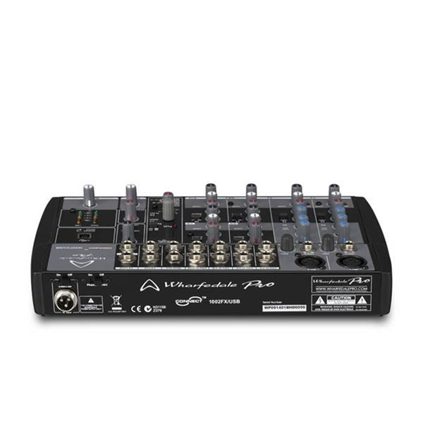 Wharfedale Pro Connect-1002FX Mischpult