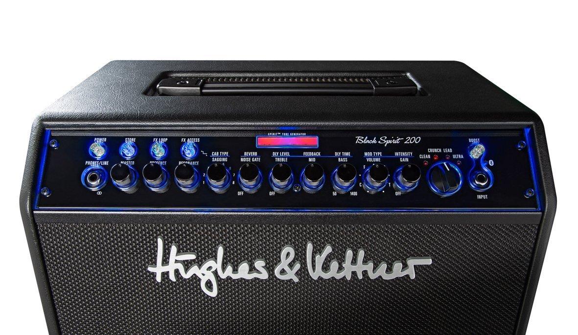 H&K Black Spirit 200 Combo