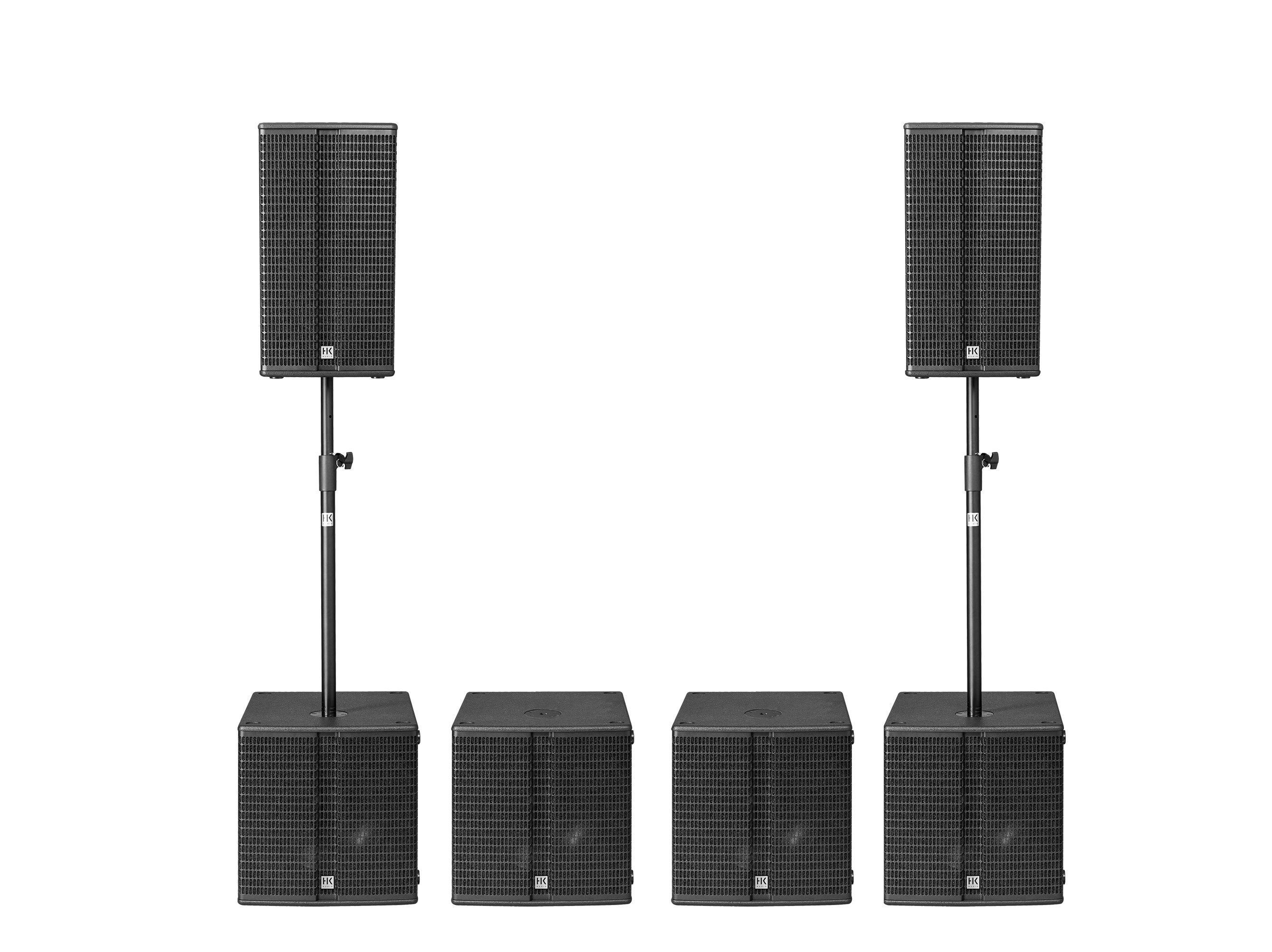 HK Audio L3 High Performance Pack