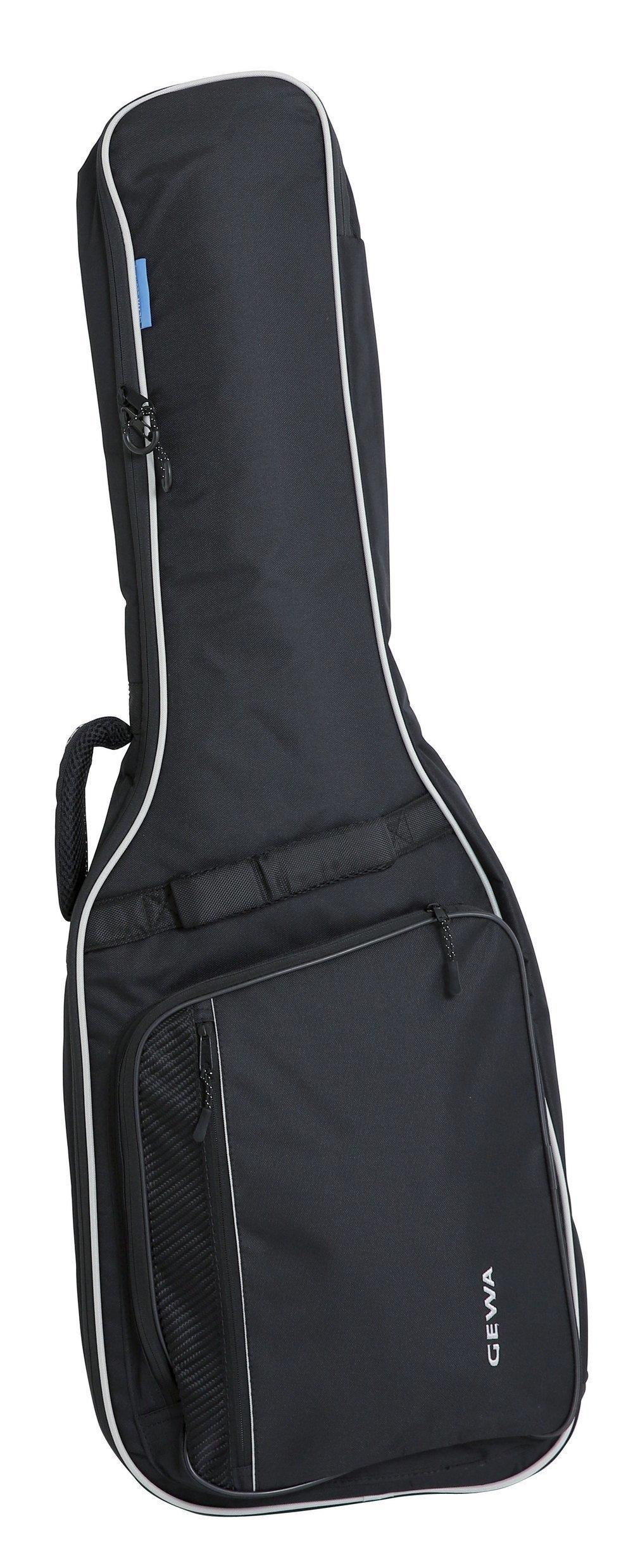 GEWA E Gitarren Tasche Economy 12 Schwarz