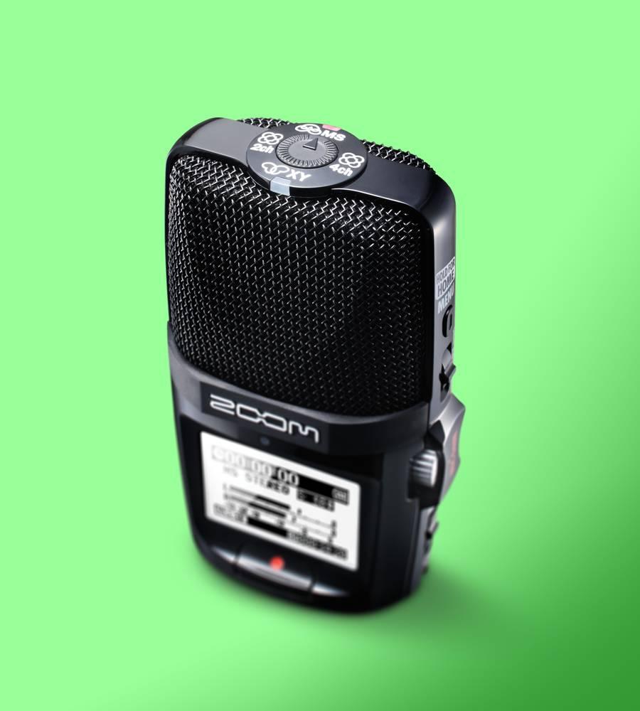 Zoom H2next Handy Recorder