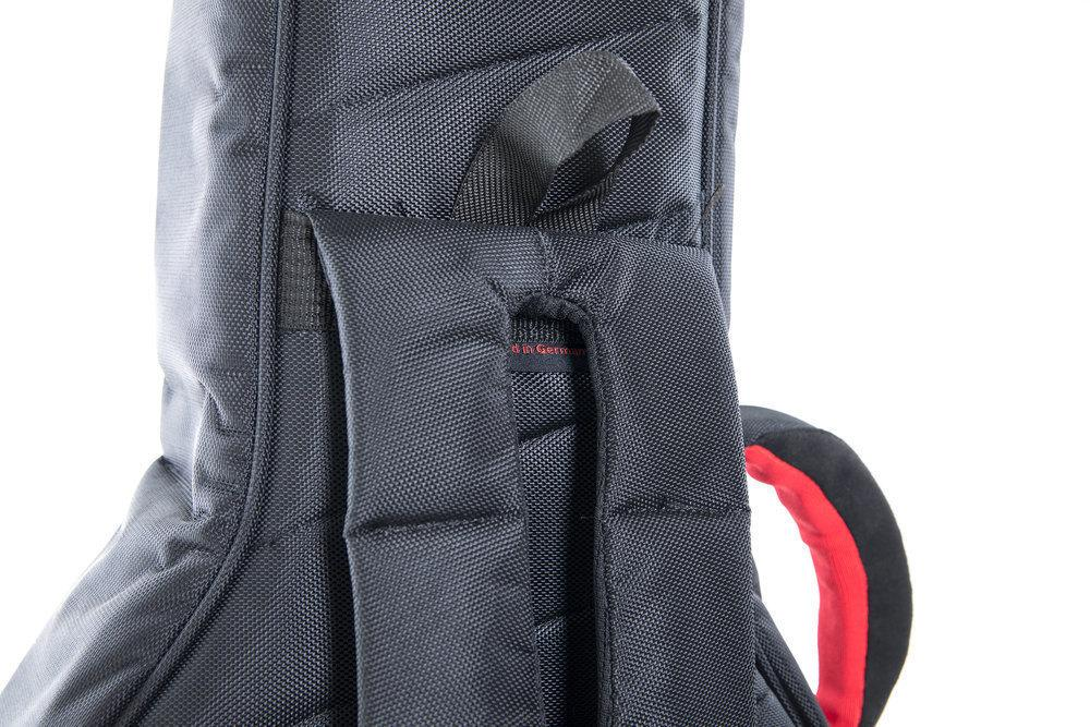 GEWA Konzertgitarren Tasche  Cross 30 schwarz