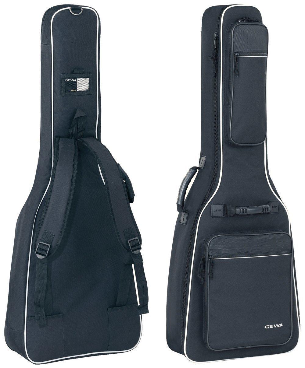 GEWA E Gitarren Tasche Premium 20 Schwarz