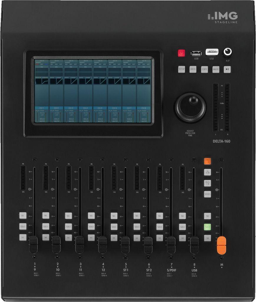 IMG Delta-160 Digital Mischpult